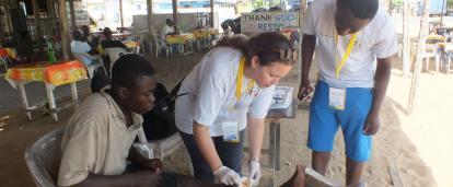 Stages en Soins infirmiers au Togo